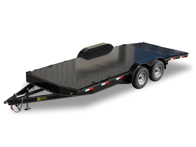 Kaufman Diamond Floor Car Trailers