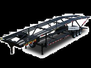 Double Deck Car Hauler Trailers