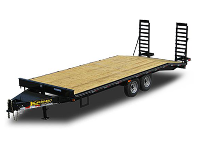 Kaufman Flatbed Trailers