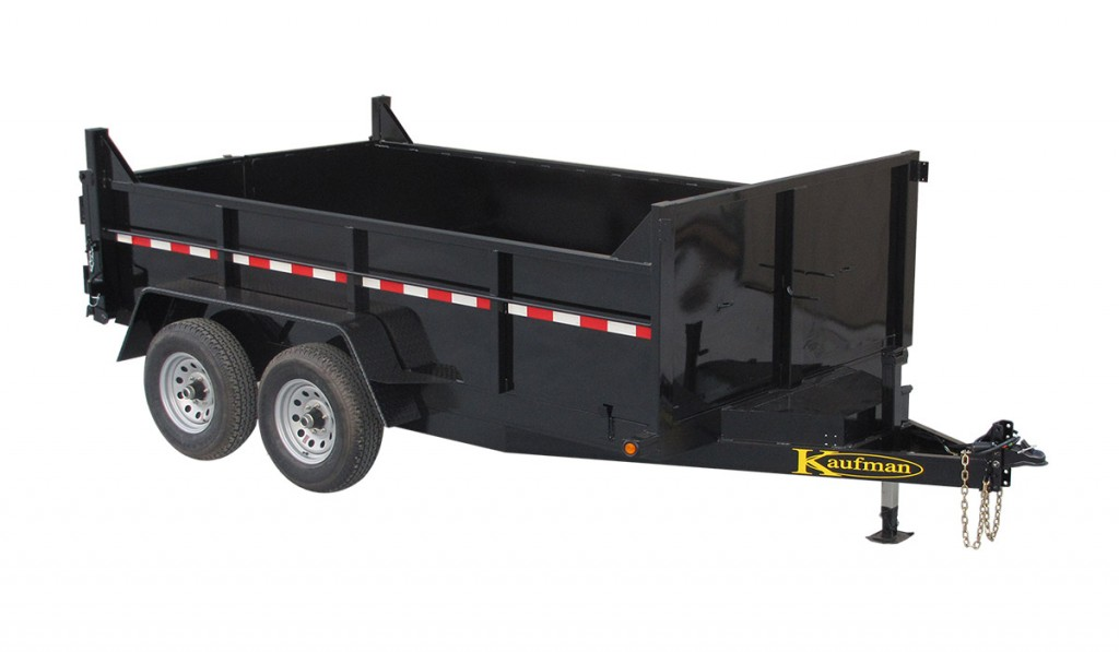 Light Duty Dump Trailers