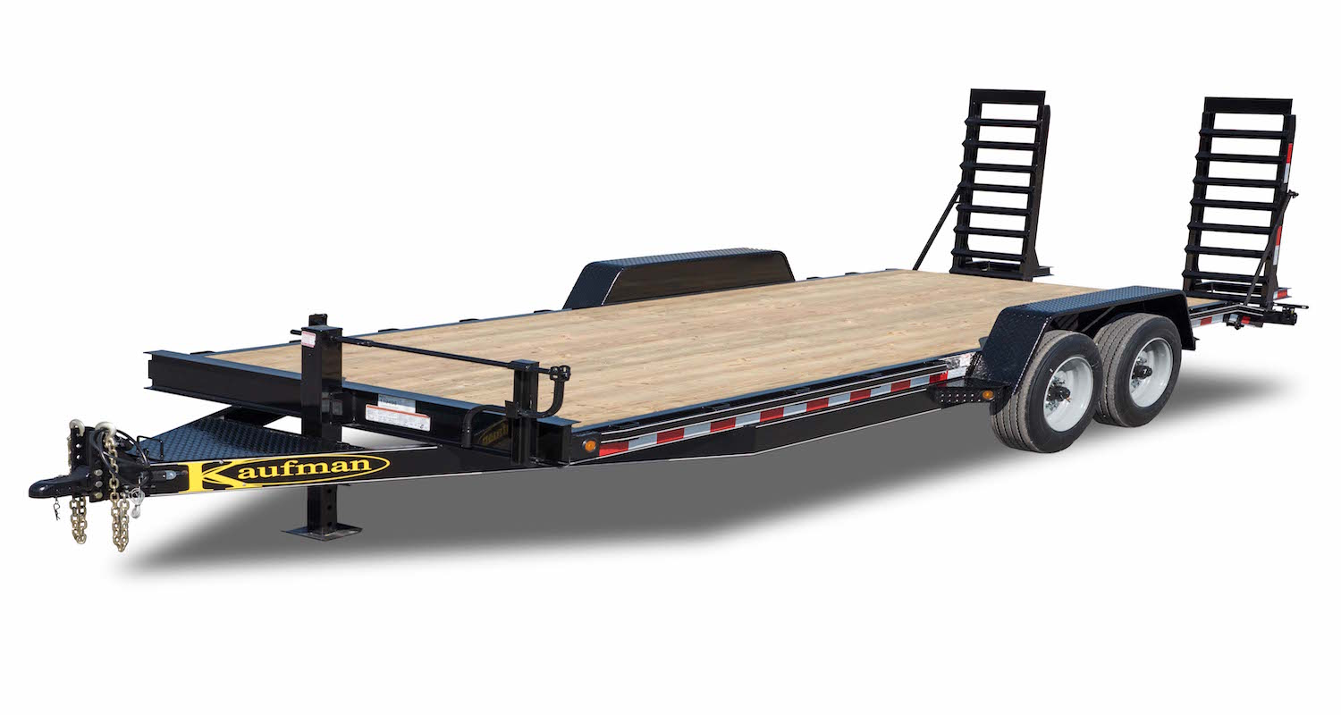 A Frame Home Floor Plans Equipment Trailers For Sale By Kaufman Trailers Call