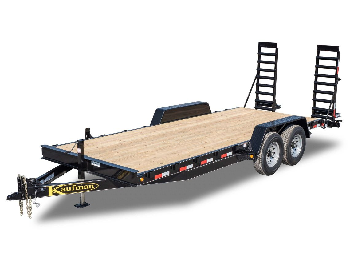 equipment trailers for sale by kaufman trailers