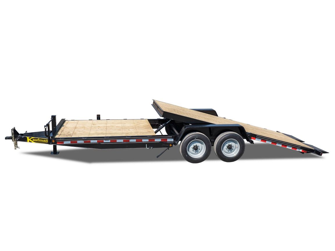 17000 GVWR Deluxe Wood Floor Tilt Equipment Trailer 17000 gvwr deluxe wood floor tilt equipment trailer kaufman trailers sealed trailer wiring harness at edmiracle.co