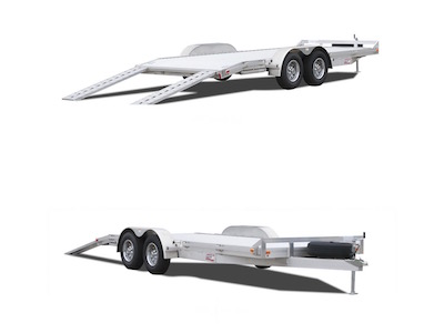 Aluminum Car Trailers