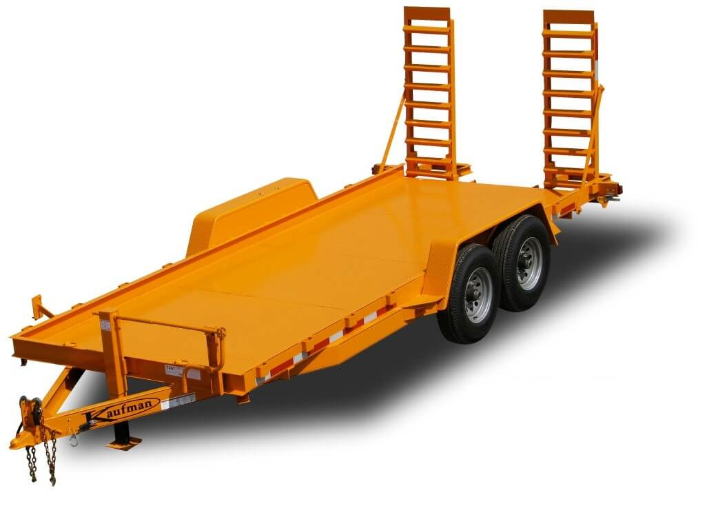 SD Orange Trailer