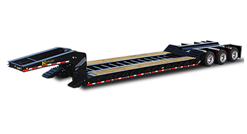 Flatbed Detachable Gooseneck Trailer