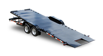 Car Trailers for sale by Kaufman Trailers