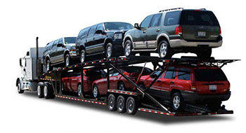 Double Deck Car Hauler Trailers