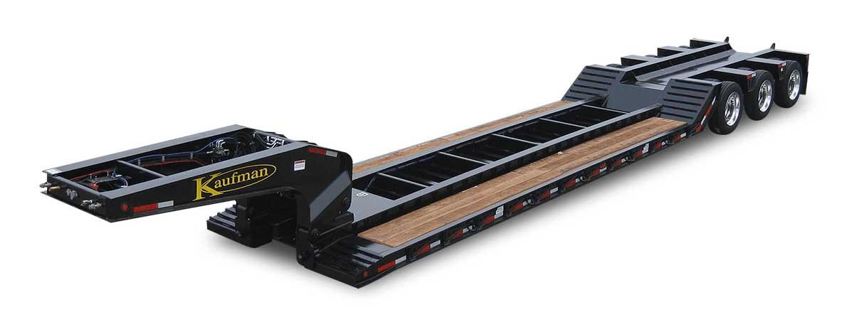 Drop Rail trailer