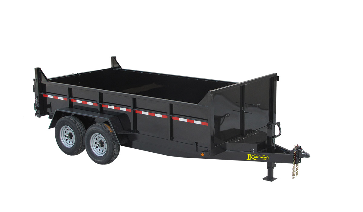 dump trailers for sale by kaufman trailers 866 455 7444 rh kaufmantrailers com big tex dump trailer wiring harness