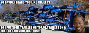 Kaufman Trailer Memes yo dawg