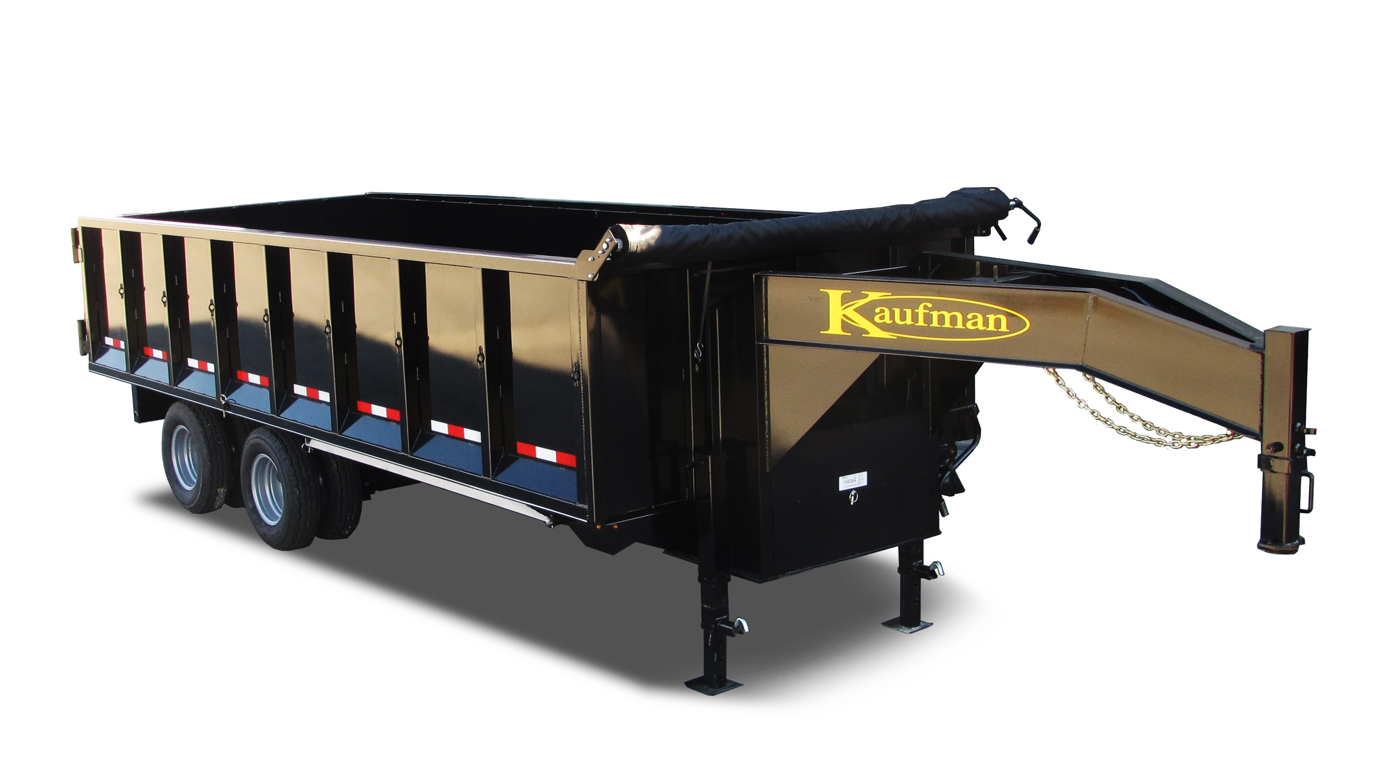 Tandem Dual Gooseneck Dump Trailer - For Sale by Kaufman Trailers on wire sleeve, wire lamp, wire clothing, wire cap, wire leads, wire nut, wire ball, wire connector, wire antenna, wire holder,