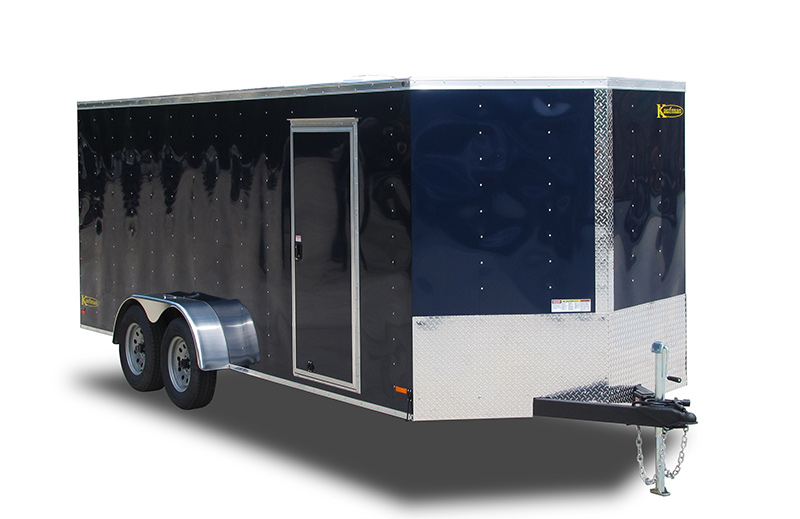 Tandem Enclosed Trailers